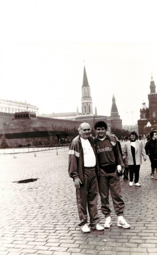 cska mosca roma 1991