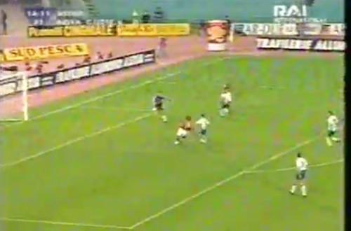 calciatori della Roma che hanno segnato all'esordio