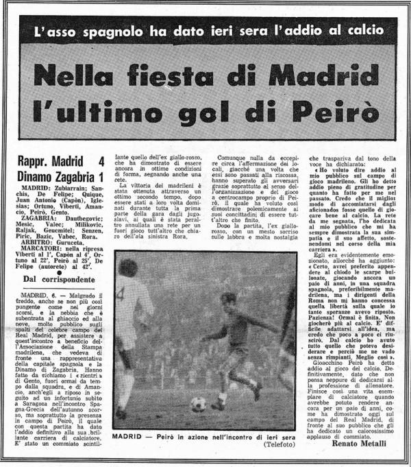 Corriere dello Sport 1971