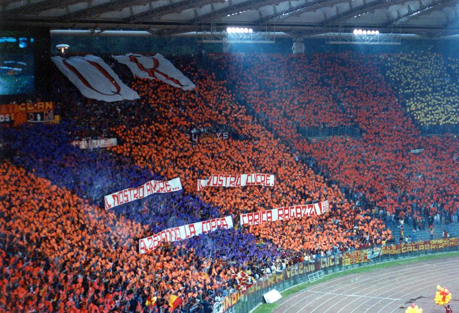 finale coppa uefa 1991 cucs roma