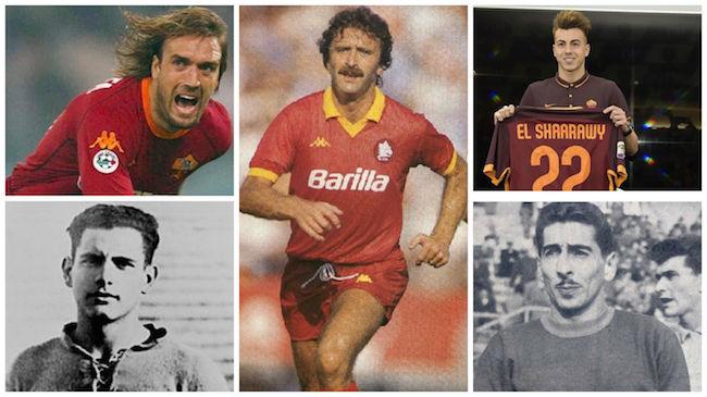 Tutti i calciatori della Roma che hanno segnato all'esordio