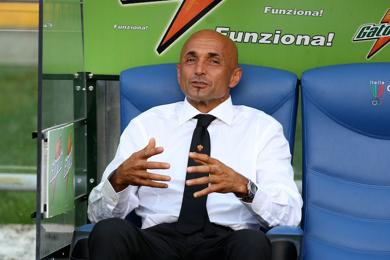Luciano Spalletti, la Roma nel destino