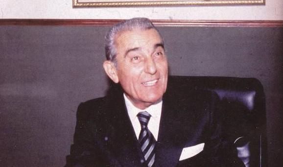 Dino Viola, una vita per la Roma