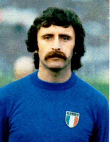 Roberto Pruzzo in nazionale
