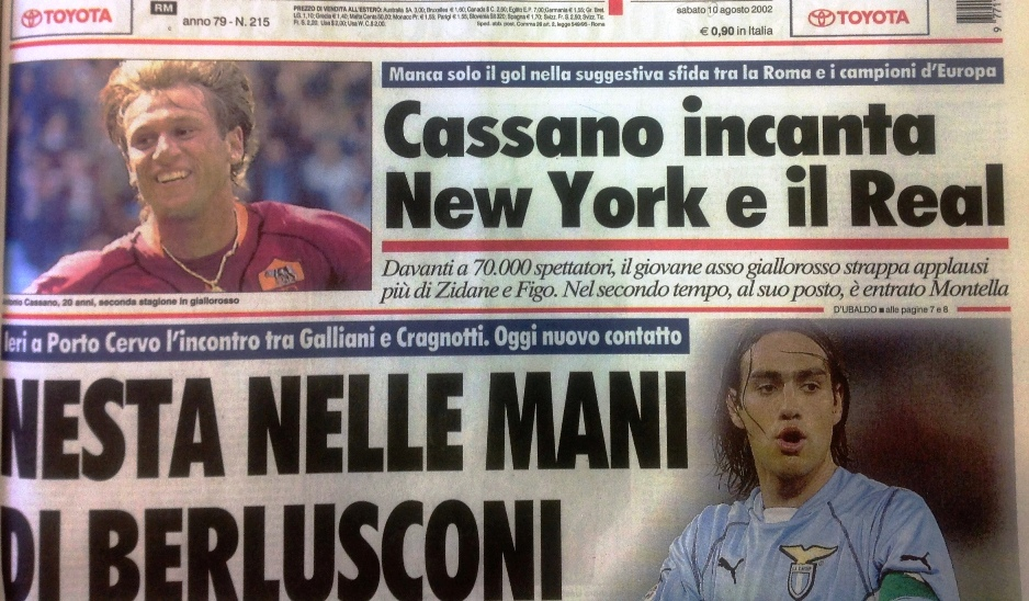 Cassano Real Madrid