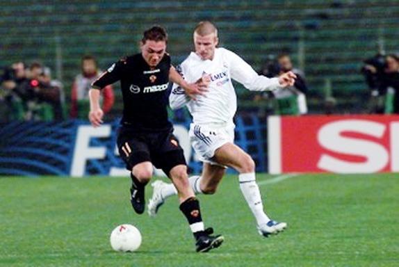 Corvia e Beckham