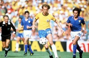 Falcao Brasile 1982