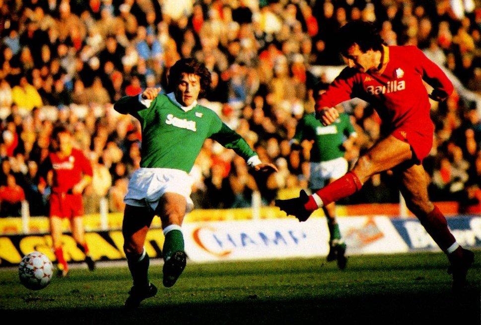 5 gol di Pruzzo roma avellino 1986