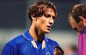 Francesco Totti nazionale