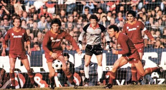 Difesa Roma 1982-83