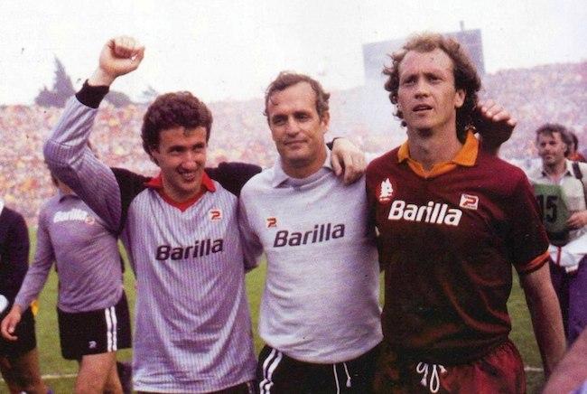 Franco Tancredi scudetto 1983