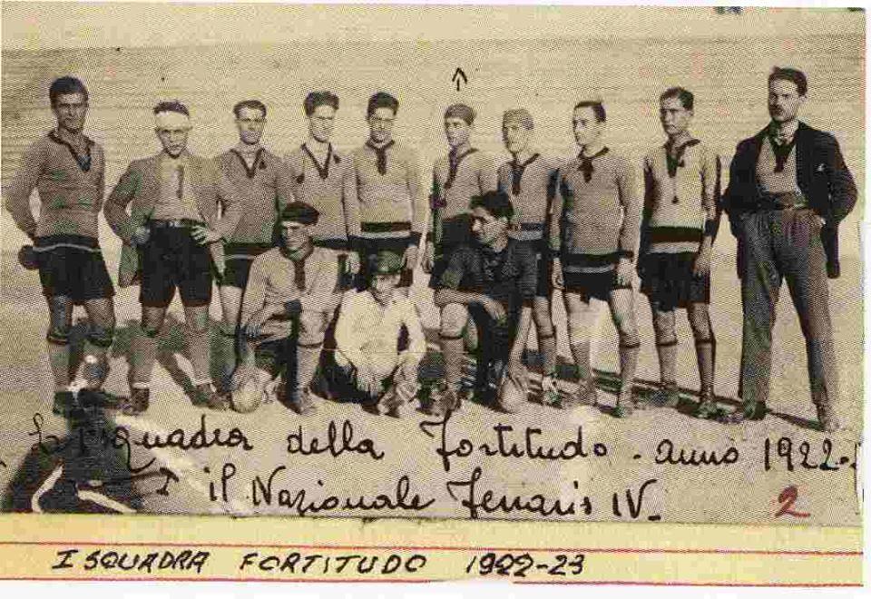 Fortitudo 1922-23