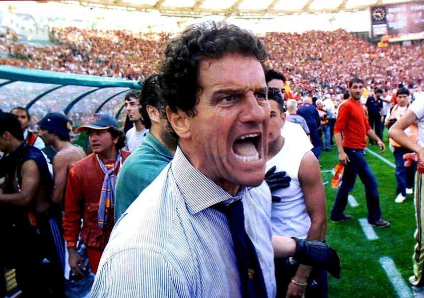 Roma-Parma 2001