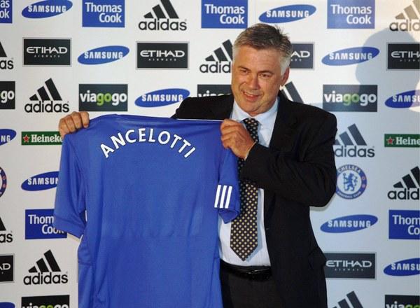 Ancelotti Chelsea
