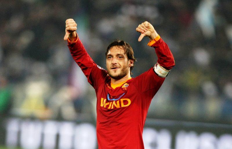 FrancescoTotti compleanno