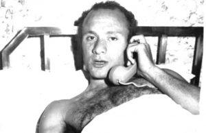 Francesco Rocca ginocchio