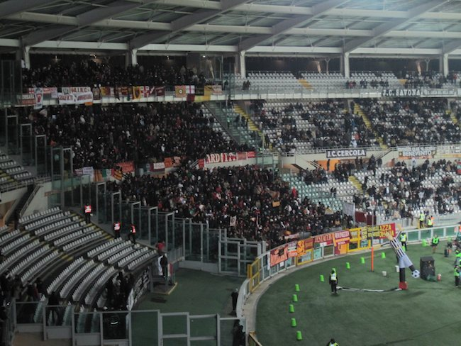 serie a 2009-10 juventus roma 1-2 Riise