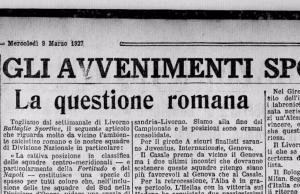 questione romana