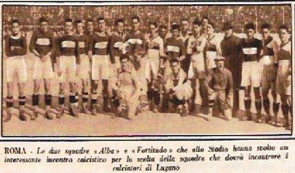 Alba Fortitudo Lugano