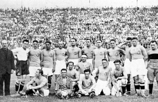 Italia Spagna 1927