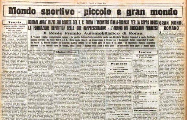 Foschi Vaccaro Tevere