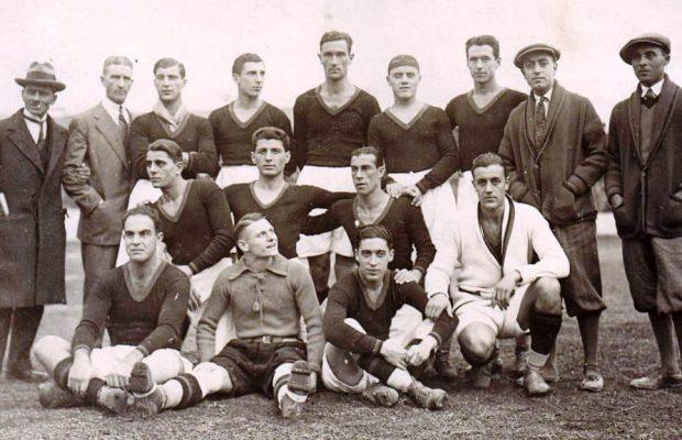 Roma 1927-28 rosa