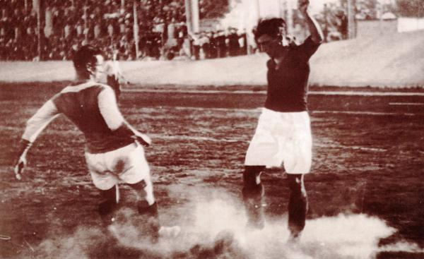 Roma Ujpest 1927