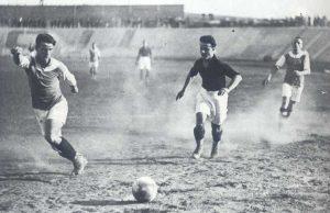 Prima partita Roma