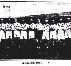 Roma prima partita 1927