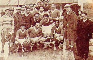Napoli Slavia Sofia 1927