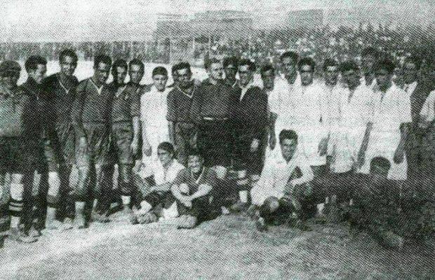 Roma prima partita ufficiale