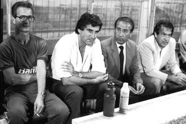 Santarini allenatore