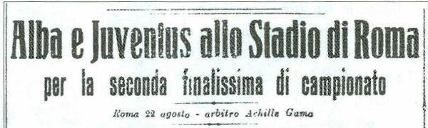 Alba Juventus 1926