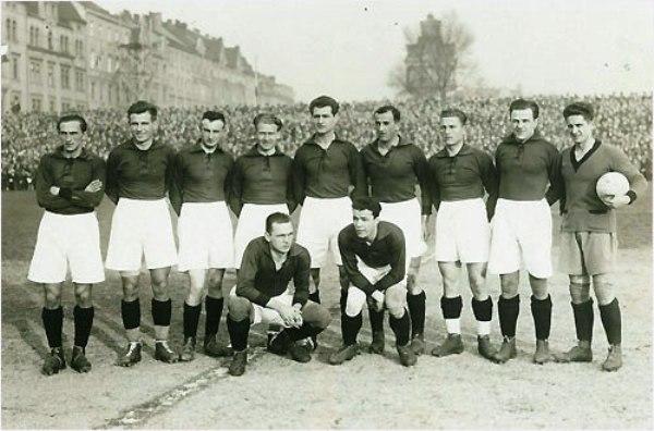 Sparta Praga 1927