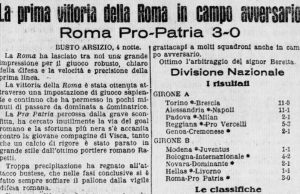 Pro Patria Roma