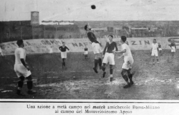 Roma Milan 1927