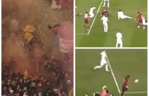 Roma-Real Madrid 2-1 2008