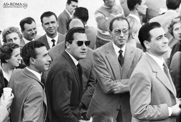 Roma-Lazio 1957