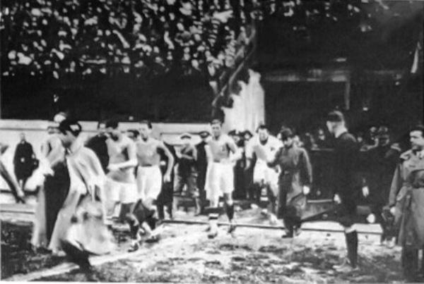 Italia Ungheria calcio