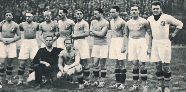 Italia Ungheria 1928
