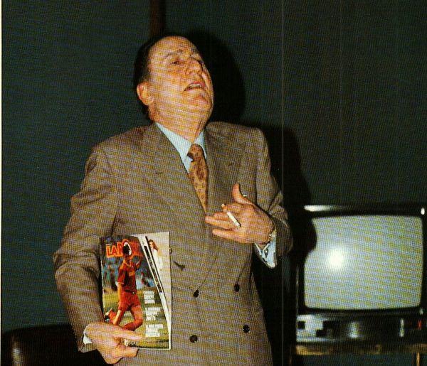 Alberto Sordi La Roma