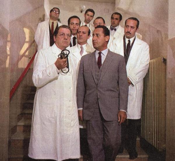 Il medico della mutua film