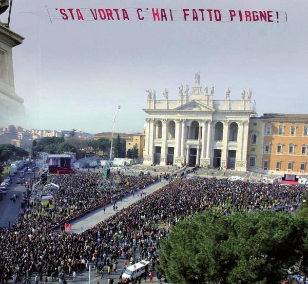 Alberto Sordi funerale