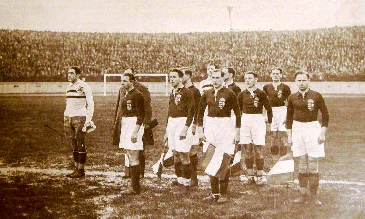 Ungheria calcio 1928