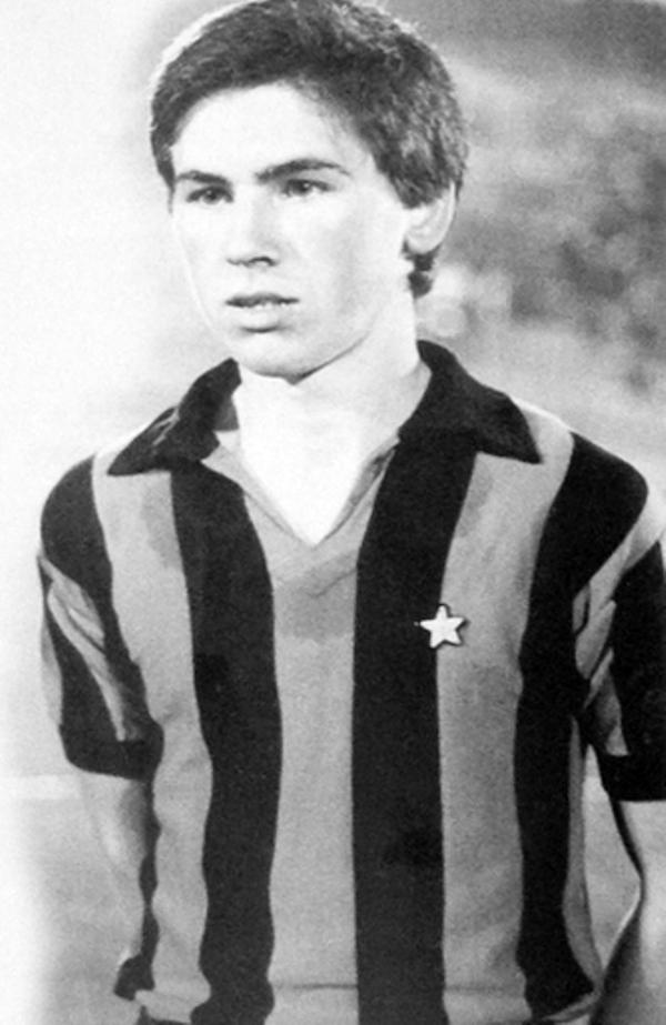 Ancelotti Inter 1978