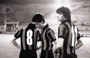 Ancelotti giocatore inter