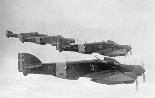 aereo SM 79