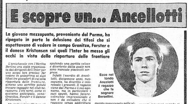 Ancelotti Inter