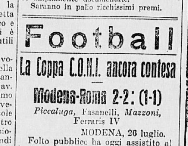 Coppa Coni 1928