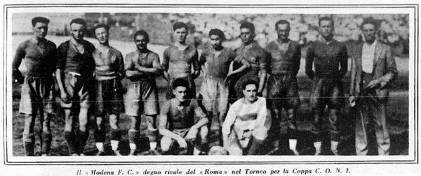 Modena 1927-28